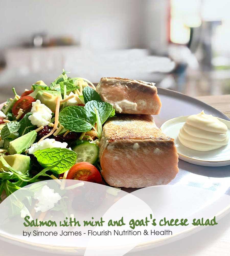 Ballarat-Nutritionist-Simone-James-Chef-meal